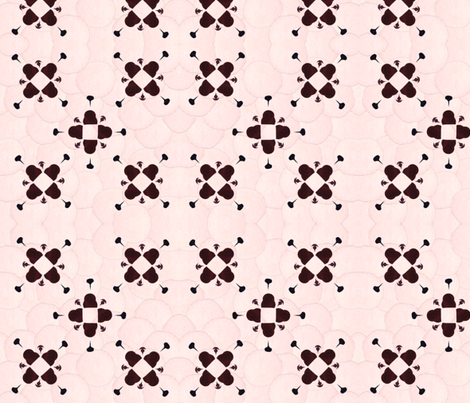 Moroccan Rosewater  fabric by withoutaladder on Spoonflower - custom fabric