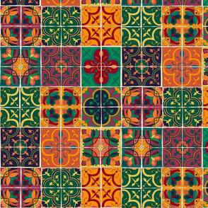 Tile in Marrakesh