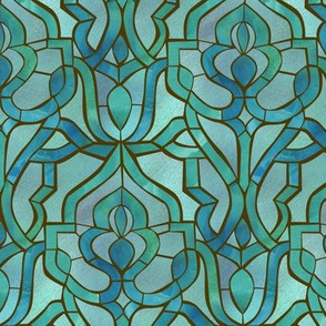 Marrakesh Mosaic {Blue}