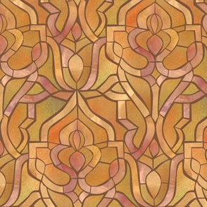 Marrakesh Mosaic {Gold}
