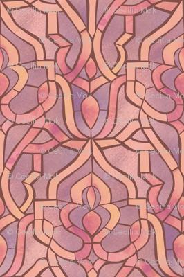 Marrakesh Mosaic {Petal}