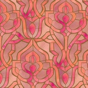 Marrakesh Mosaic {Pink}