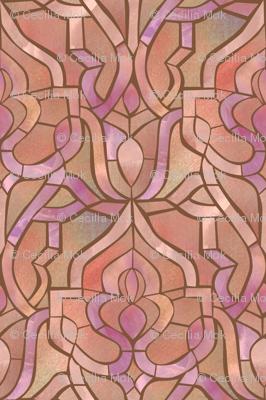 Marrakesh Mosaic {Rose Quartz}