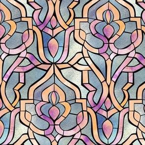 Marrakesh Mosaic {Passionfruit}