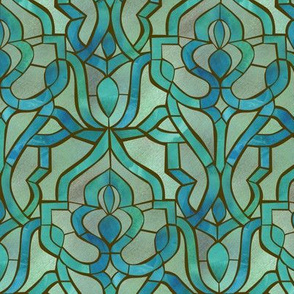 Marrakesh Mosaic