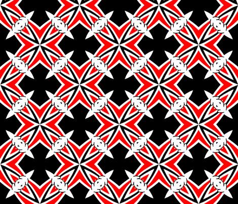 Bold Marrakesh Design fabric by jendesignz on Spoonflower - custom fabric