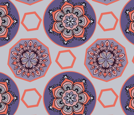 marrakesh fabric by 2329_design on Spoonflower - custom fabric