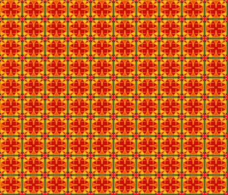 Marruecos fabric by doris_rguez on Spoonflower - custom fabric