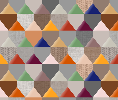Spices of Marrakesh Market fabric by mrshervi on Spoonflower - custom fabric