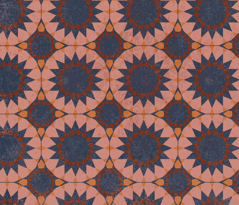 Morocco_2 fabric by leilani8689 on Spoonflower - custom fabric