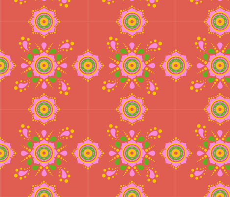 marrakesh fabric by candytrickster on Spoonflower - custom fabric