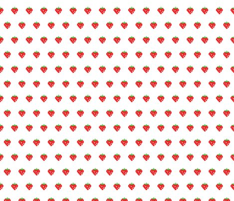 Rrpacmand_strawberries_pattern_on_white-01_shop_preview