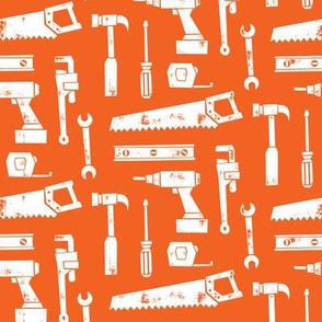 tools - orange