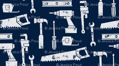 tools - navy