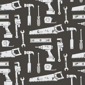 tools - brown
