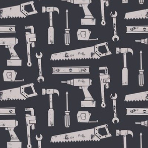 tools - grey on grey 2