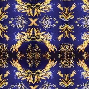 NAVY Gold Royal V. 1