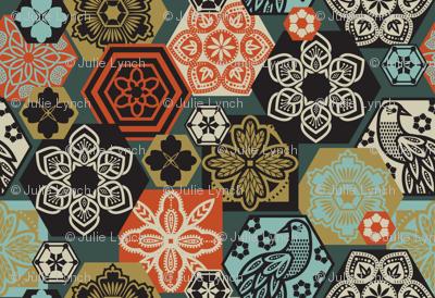 marrakesh floral