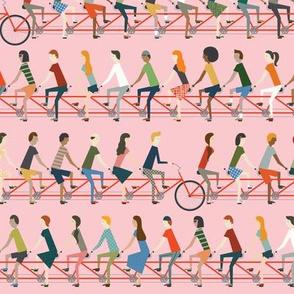 Bike Bus - Pink