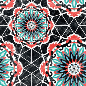 Moroccan Inspired Pattern