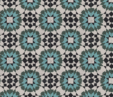 marrakesh fabric by pixabo on Spoonflower - custom fabric