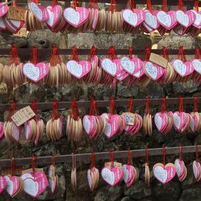 Shrine love wishes