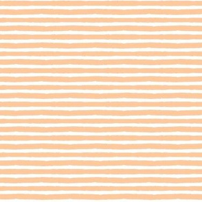 clementine - orange stripe coordinate
