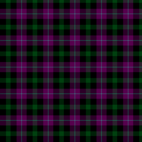 "Wilson's tartan #228, 1.5"" fabric by weavingmajor on Spoonflower - custom fabric"