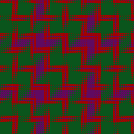 "Wilson's tartan #119, 3"" fabric by weavingmajor on Spoonflower - custom fabric"
