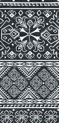 Grand Bazaar - Slate Linen