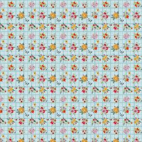 FloralPlaidSm