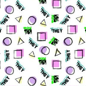 Retro MemphisThey/Them