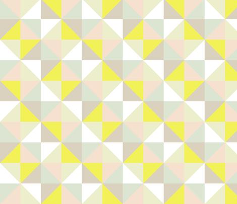 Dessau fabric by twigsandblossoms on Spoonflower - custom fabric