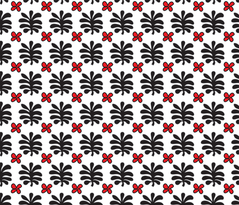 blobolla with red fabric by putnam_house on Spoonflower - custom fabric