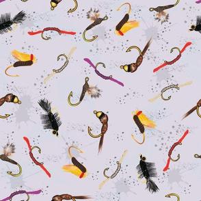 Fishing Fly pattern 5V