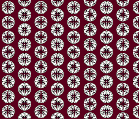 Star Medallion 1- Contest Colorway fabric by essieofwho on Spoonflower - custom fabric