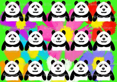 Patrick Panda Flowers