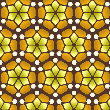 halifax - dandelion fabric by cycosper on Spoonflower - custom fabric