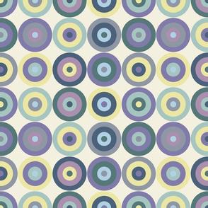 Penny Rug Circles