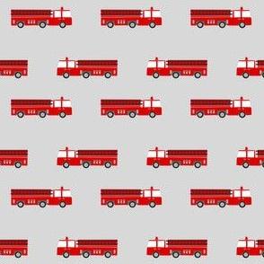 firetruck careers kids service fireman grey