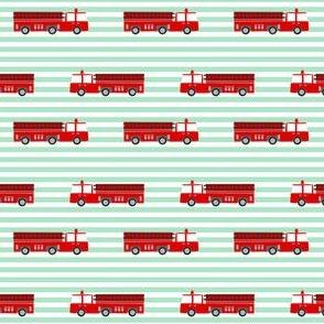 firetruck careers kids service fireman mint