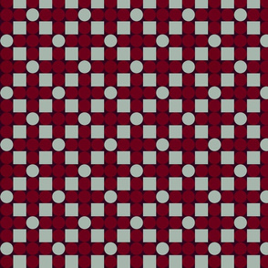 dotted pattern3 holiday