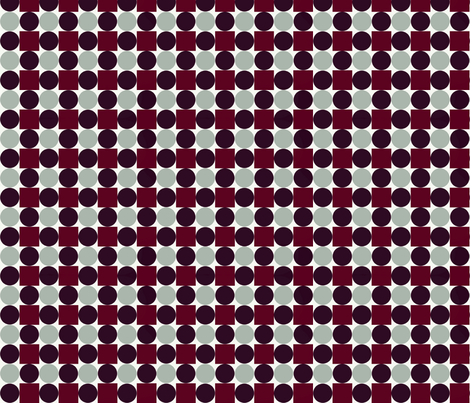 dotted pattern1 holiday fabric by lorloves_design on Spoonflower - custom fabric