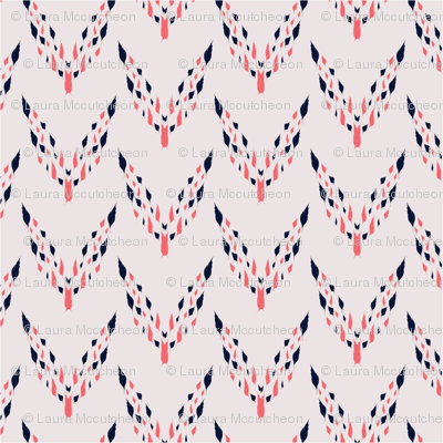 Navy-and-coral-pattern_preview