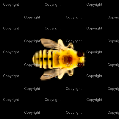Bee-mosaic_preview