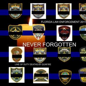 Florida LEO Memorial 2011-2018
