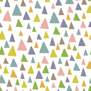 Cactus Party Triangles