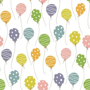 Cactus Party Balloons