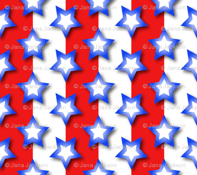 Stars & Stripes USA