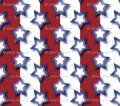 Stars & Stripes Americana